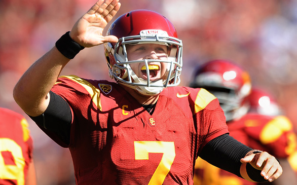 USC Trojans Ranked Third in Coaches Poll