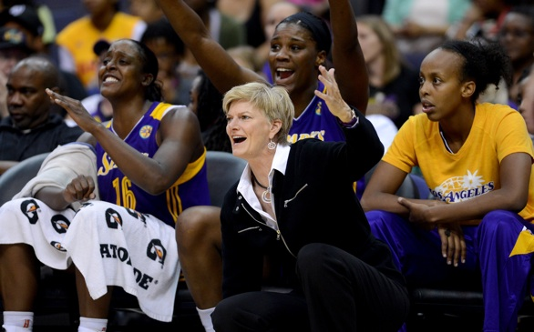 Sparks Owner Ends Involvement with Team; WNBA Looking for New Owner