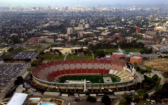 Coliseum Leaders Prepare Handoff to USC