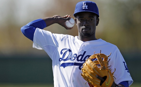 Dee Gordon Prepares for Utility Role with Dodgers