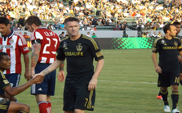 Surging L.A. Galaxy Win SuperClasico Against Chivas USA