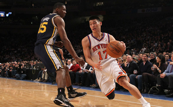 Jeremy Lin is on the Rise in New York