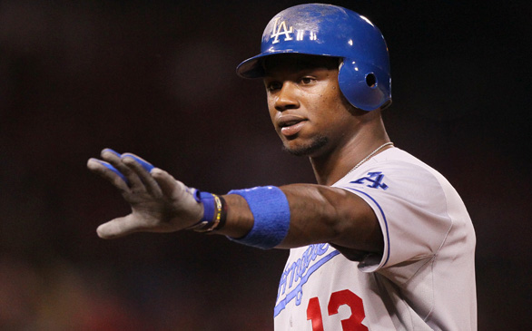 Hanley Ramírez Brings Energy to L.A. Dodgers