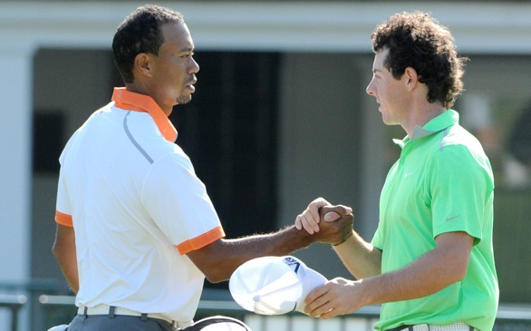 Golf's Group of Death: Woods, McIlroy and Scott Take Over U.S. Open