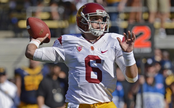 One-on-One with USC QB Cody Kessler