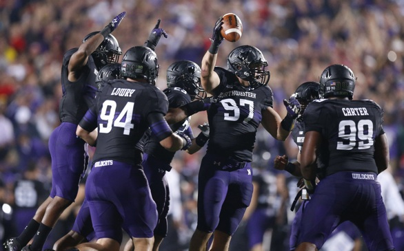 Labor Board Rules that Northwestern Football Players Can Form Union