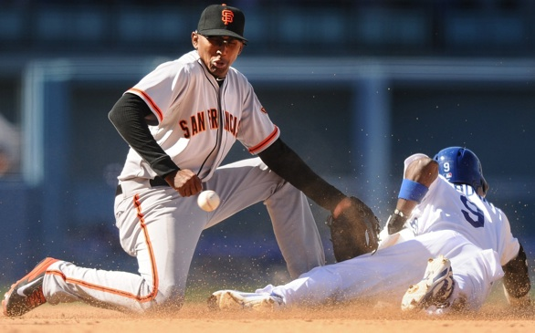 Matt Kemp, Hanley Ramirez Hit Two Home Runs in 6-2 Dodgers Win Over San Francisco Giants