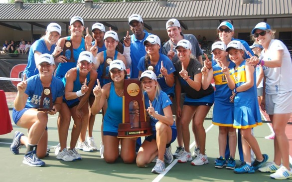 UCLA, USC Tennis Teams Win NCAA Championships