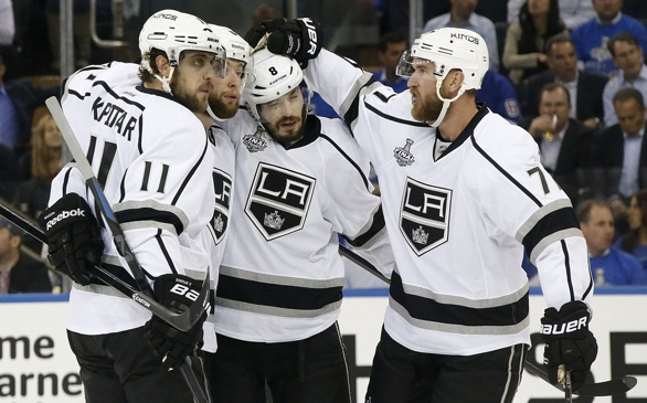 One More Win and Kings Will Be in a Stanley Cup Championship State of Mind