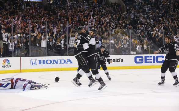 L.A. Kings to Appear on 'Jimmy Kimmel Live' Monday Night