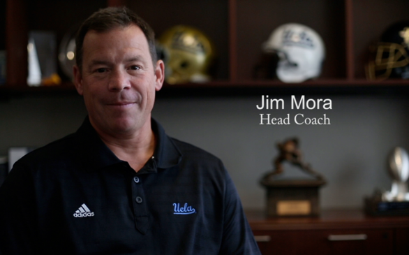Bruins Aiming High in Jim Mora's Third Season