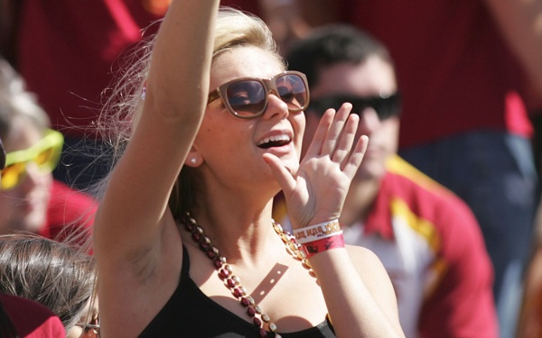 Apparently USC is the Most Hated College Football Team in Calif.