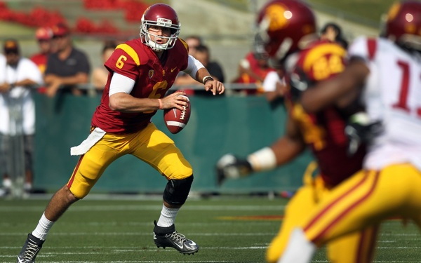 USC's Steve Sarkisian Trying to Speed Things Up on Offense