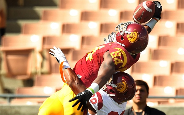 It's a New Season and a New, and Deep, Pool of Receivers for USC