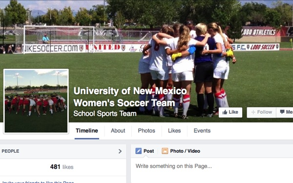 UNM Women's Soccer Team Accused of Spraying Players with Urine