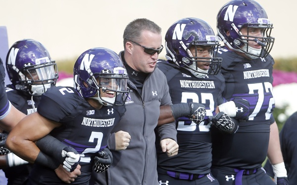 Is Northwestern the Most 'Unified' Team in the Country?