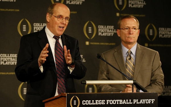 The College Football Playoff for Dummies