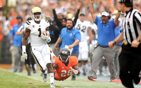 UCLA's Mora is Satisfied with Bottom Line: a Victory