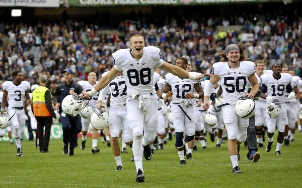 NCAA Lifts Postseason Ban on Penn State Football