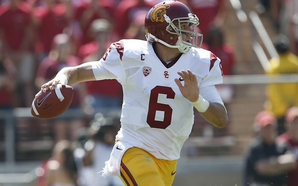 Adding Numbers to Win Column is What Matters to USC's Kessler