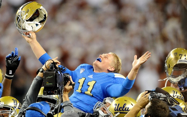 Jerry Neuheisel Makes UCLA Families Proud