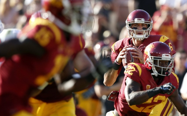 USC QB Cody Kessler is on Pace for Record Season