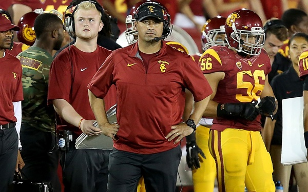 USC Football Depth Issues Become Concern for Coach Steve Sarkisian