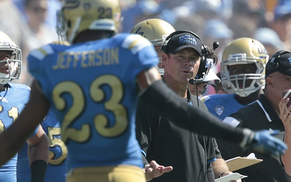 UCLA Looks to Rebound from Back-to-Back Losses for Second Straight Season