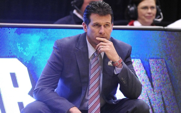 Steve Alford Calls UCLA Men's Basketball Team 'Inexperienced'