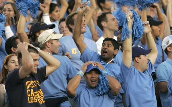 UCLA Has One of the Best Student Sections, Supposedly