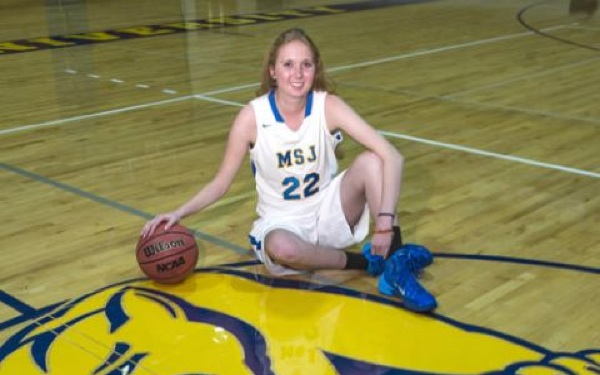 College Basketball Player with Brain Cancer, Lauren Hill, is an Inspiration