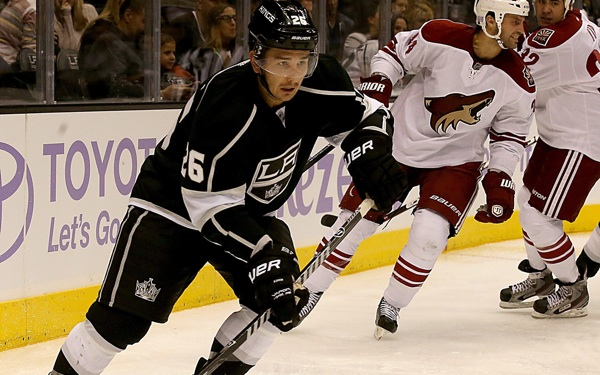 Slava Voynov's Agent Seeks to Have Kings Player's Suspension Lifted