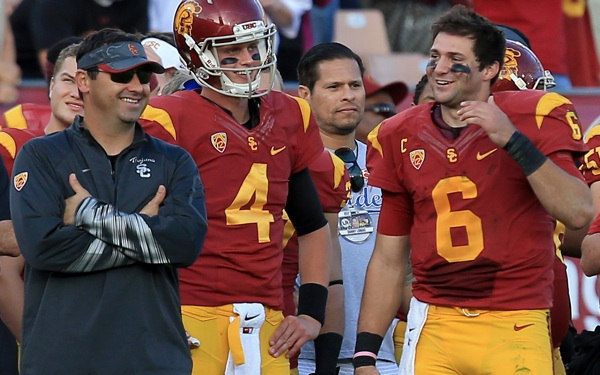 Alamo and Holiday Bowls Favorites for USC