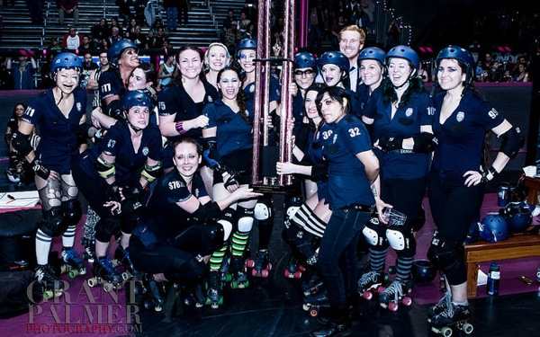 L.A. Derby Dolls Need a New Home