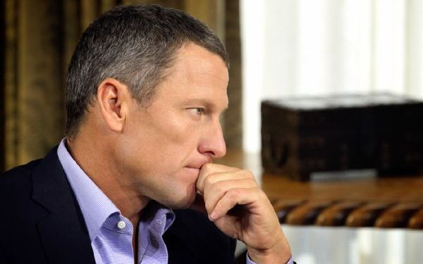 Lance Armstrong: I would probably do it again