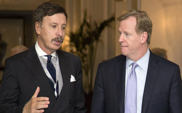 NFL forms L.A. committee, reminds teams they need OK to move, memo says