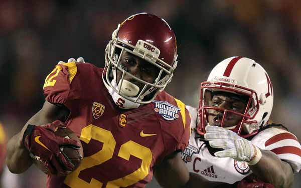 USC faces some questions heading to spring football practice