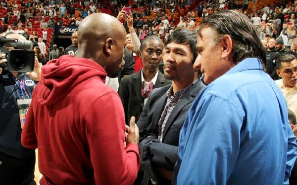 How the highly anticipated Mayweather-Pacquiao bout was created