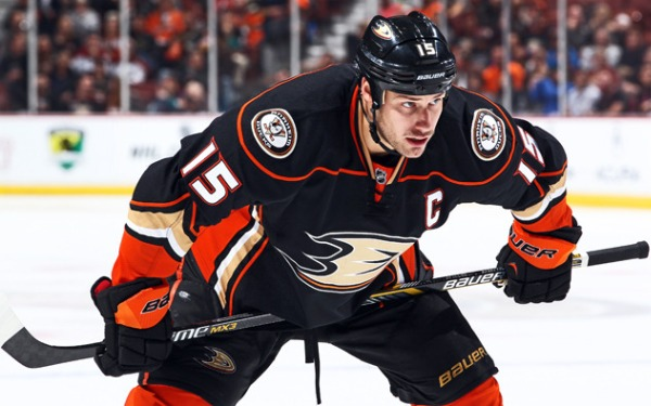 Ducks' Ryan Getzlaf steps up as a leader and top Hart Trophy candidate