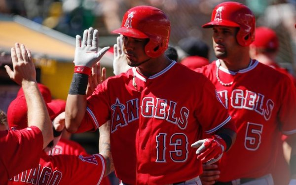 Sizing up the Angels' roster
