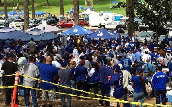 Dodger opening day traditions hampered by tighter restrictions