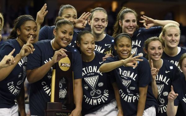 UConn women win 10th national title, 63-53 over Notre Dame