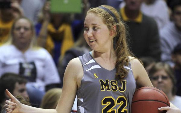 Inspirational college basketball player Lauren Hill dies at age 19