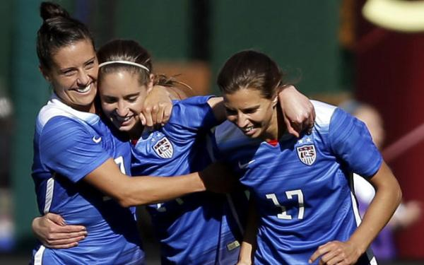 U.S. roster for women's World Cup long on experience, long in tooth