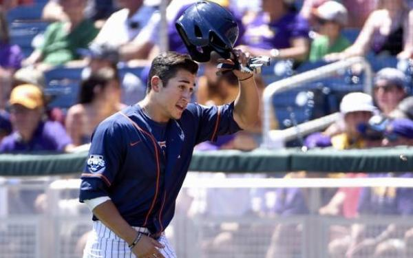 College World Series run ends for Olmedo-Barrera, Cal State Fullerton