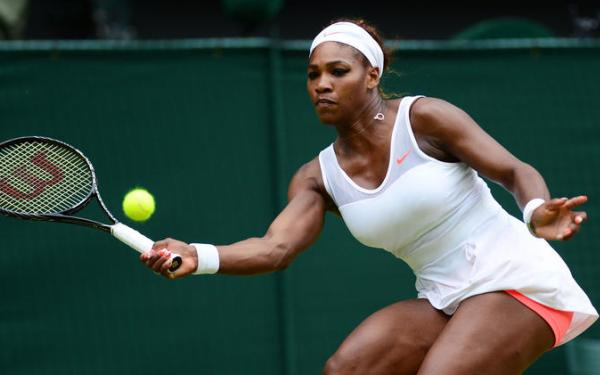 Serena Williams gives the U.S. a reason to remain excited about tennis