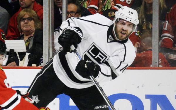 Kings terminate Mike Richards' contract, could face battle with NHLPA