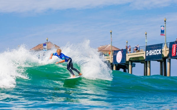 Surfing: U.S. Open hits high note this weekend