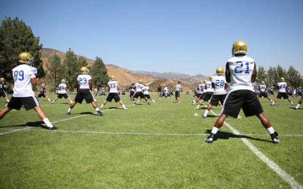 Quarterback question still looms as UCLA football enters training camp