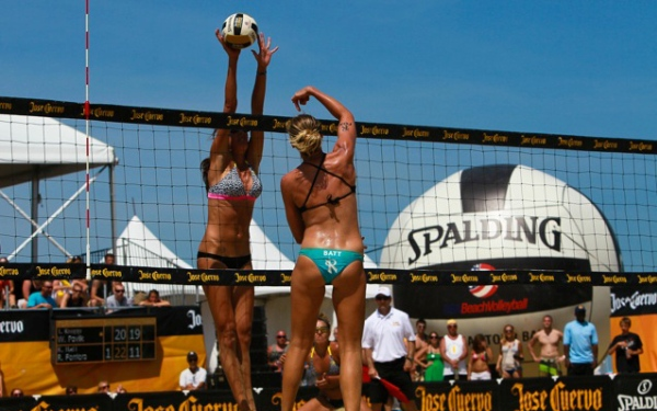 Teams are ready to draw line in sand at Manhattan Beach Open